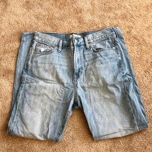 "🆕 MADEWELL ""The Perfect Summer Jean"" NWOT"